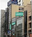 松尾ジンギスカンさんのビルの4F